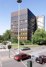 Schuetzenbahn Tower Block
