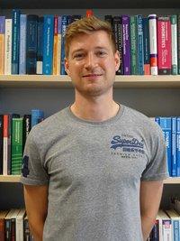 M.Sc. (RGS-Stipendiat) Lennard Maßmann
